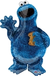 Cookie Monster Foil Balloon