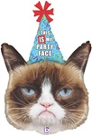 36 inch Grumpy Cat Party Face