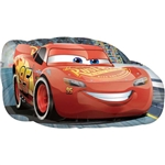 30 inch Disney Cars Lightning McQueen In Action