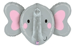 34 inch Elephant Multi-Sided Balloon