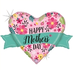 Floral Mother's Day Banner