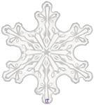 Snowflake Balloon