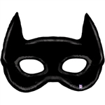 45 inch Bat Mask Foil Balloon