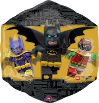 23 inch Lego Batman SuperShape balloon