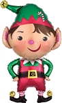 35 inch Jolly Christmas Elf