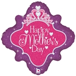 18 inch Happy Mother's Day Queen Marquee