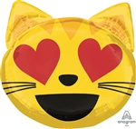 Emoticon Cat LOVE