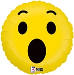 Emoji WOW Balloon