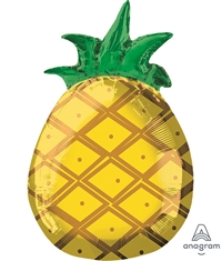 Tropical Pineapple Balloon