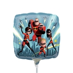 Incredibles 2 Foil Balloon