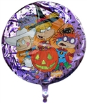 18 inch Rugrats Trick or Treat Fun Balloon