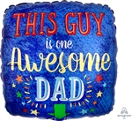 Awesome Dad Balloon