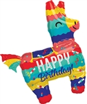 Piñata Party Foil Balloon