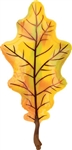 42 inchYELLOW Fall Oak Leaf