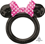 29 inch Disney Minnie Mouse Selfie Frame