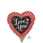 Heart to Heart Love Balloon