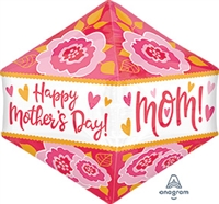 Happy Mother's Day Graphic Flowers Anglez