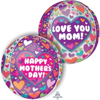 Mother's Day Playful Hearts ORBZ