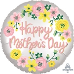 Happy Mother's Day Spring Floral