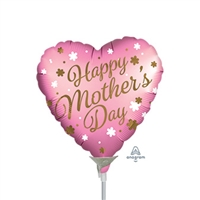 Satin Infused Mother's Day Balloon