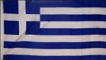 Cloth Flag of GREECE