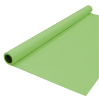 Banquet Roll 40in x 100ft CITRUS GREEN