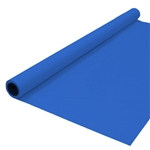 Banquet Roll 40in x 150ft ROYAL BLUE, Price Per EACH