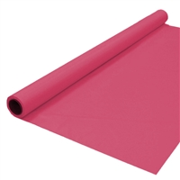 Banquet Roll 40in x 150ft HOT PINK, Price Per EACH
