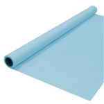 Banquet Roll 40in x 150ft LIGHT BLUE, Price Per EACH