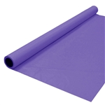 Banquet Roll 40in x 150ft PURPLE, Price Per EACH