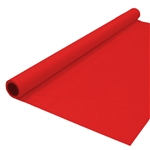 Banquet Roll 40in x 150ft RED, Price Per EACH