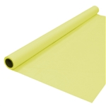 Banquet Roll 40in x 150ft YELLOW, Price Per EACH