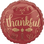 18 inch VLP Thankful Squiggles
