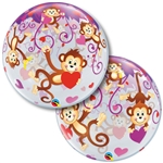 Love Monkeys Balloon