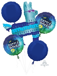 BATTLE ROYAL Balloon Bouquet