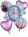Frozen 2 Balloon Bouquet