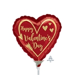 Valentine's Arrow Heart Balloon