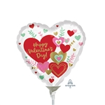 Valentine's Day Wishes Balloon