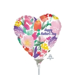 Watercolor Mother's Day Balloon