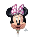 Minnie Mouse Forever Foil Balloon