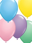 16 inch Qualatex PASTEL Assortment Latex Balloon