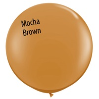 3 foot  MOCHA BROWN