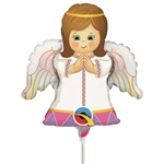 Angel Girl Foil Balloon