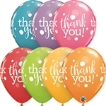 THANK YOU Dots Latex Assortment