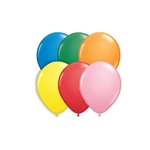 5 inch STANDARD Color Latex Balloons