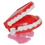 1.75in Wind up Chattering Teeth, Price Per DOZEN