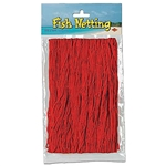 4ft x 12ft Fish Net RED, Price Per EACH