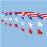 3D Stars & Stripes Skyscape