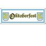 5ft x 21in Oktoberfest Sign Banner