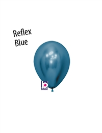 5 inch  REFLEX BLUE Balloon